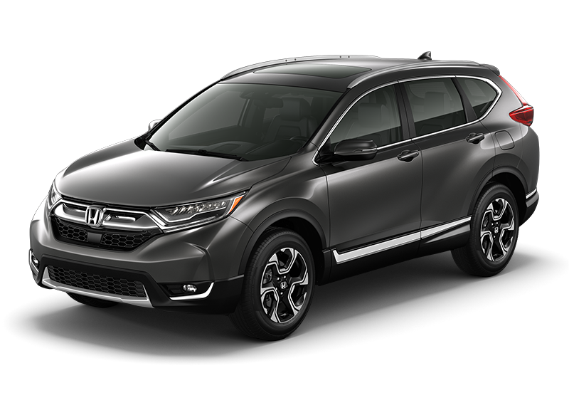2017 Honda CR-V Modern Steel Metallic