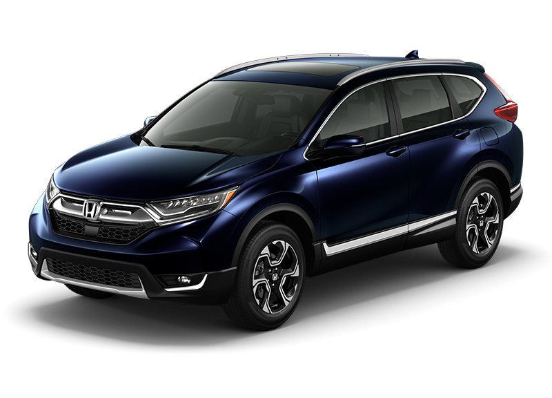 2017 Honda CR-V Obsidian Blue Pearl
