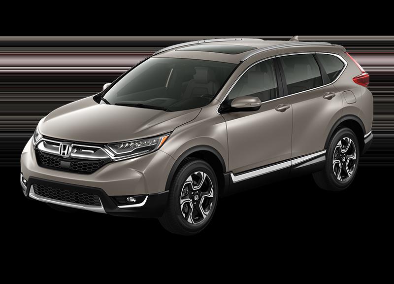 2017 Honda CR-V Sandstorm Metallic