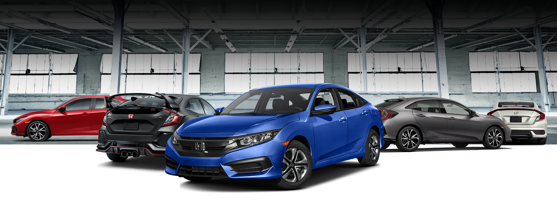 2018 Honda Civic Family