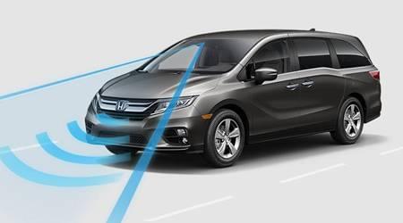 2019 Honda odyssey honda sensing