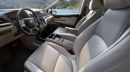 2020 honda odyssey leather seats