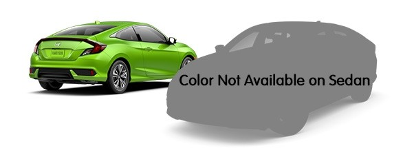2017 Honda Civic Coupe Energy Green Pearl