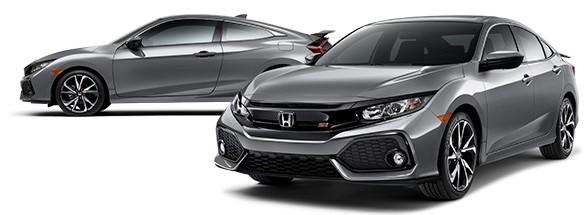 2017 Honda Civic Si Lunar Silver Metallix