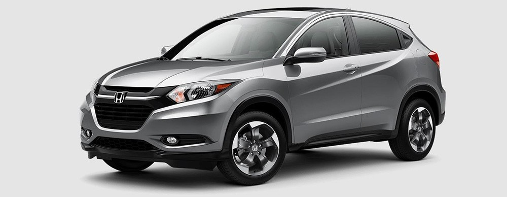 2018 Honda HR-V in Lunar Silver Metallic