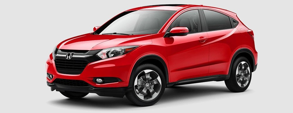 2018 Honda HR-V in Milano Red