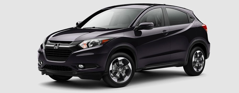 2018 Honda HR-V in Mulberry Metallic