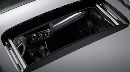 2018 Honda Fit EX One Touch Power Moonroof