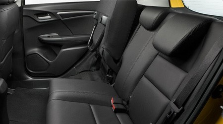 2018 Honda Fit 2nd Row Magic Seats
