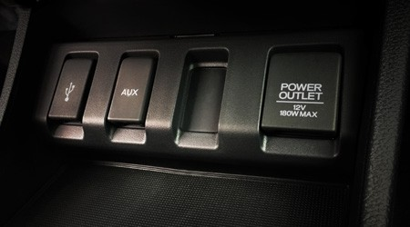 2018 Honda HR-V Connectivity
