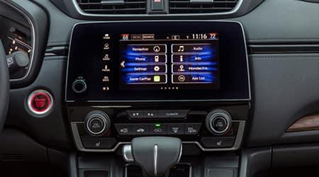 2018 Honda CR-V Apple CarPlay and Android Auto
