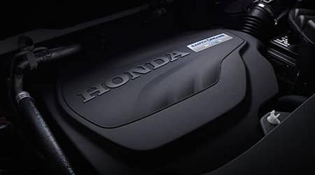2017 Honda Pilot 3.5L V6 Engine