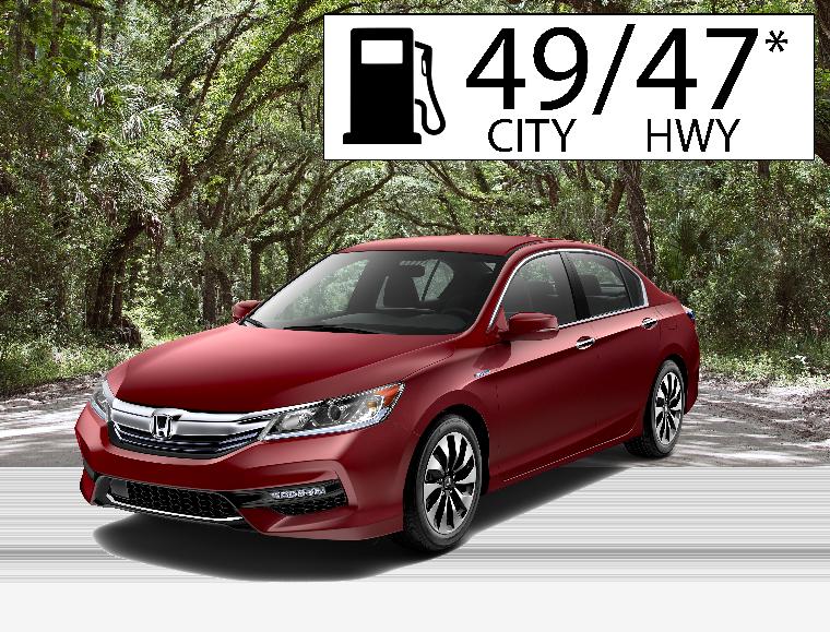 2017 Honda Accord Hybrid Automatic Sedan