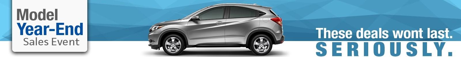 Bianchi Honda Model Year End Sales Event