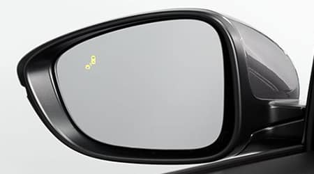 2018 Honda Accord Blind Spot Information System BSI
