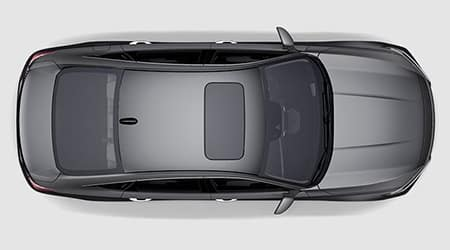 2018 Honda Accord One-Touch Power Moonroof