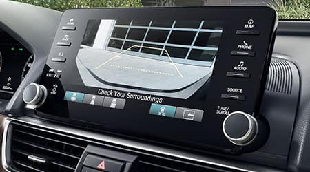 2018 Honda Accord Multi-Angle Rearview Camera