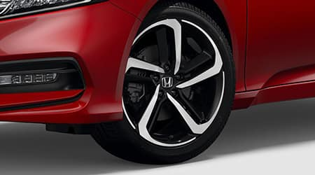 2018 Honda Accord Sport 19-inch Wheels