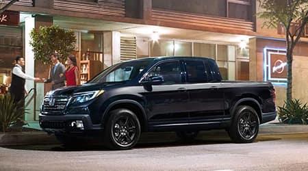 2019 Honda Ridgeline Black Edition Exterior Trim
