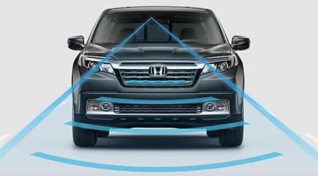2019 Honda Ridgeline Honda Sensing