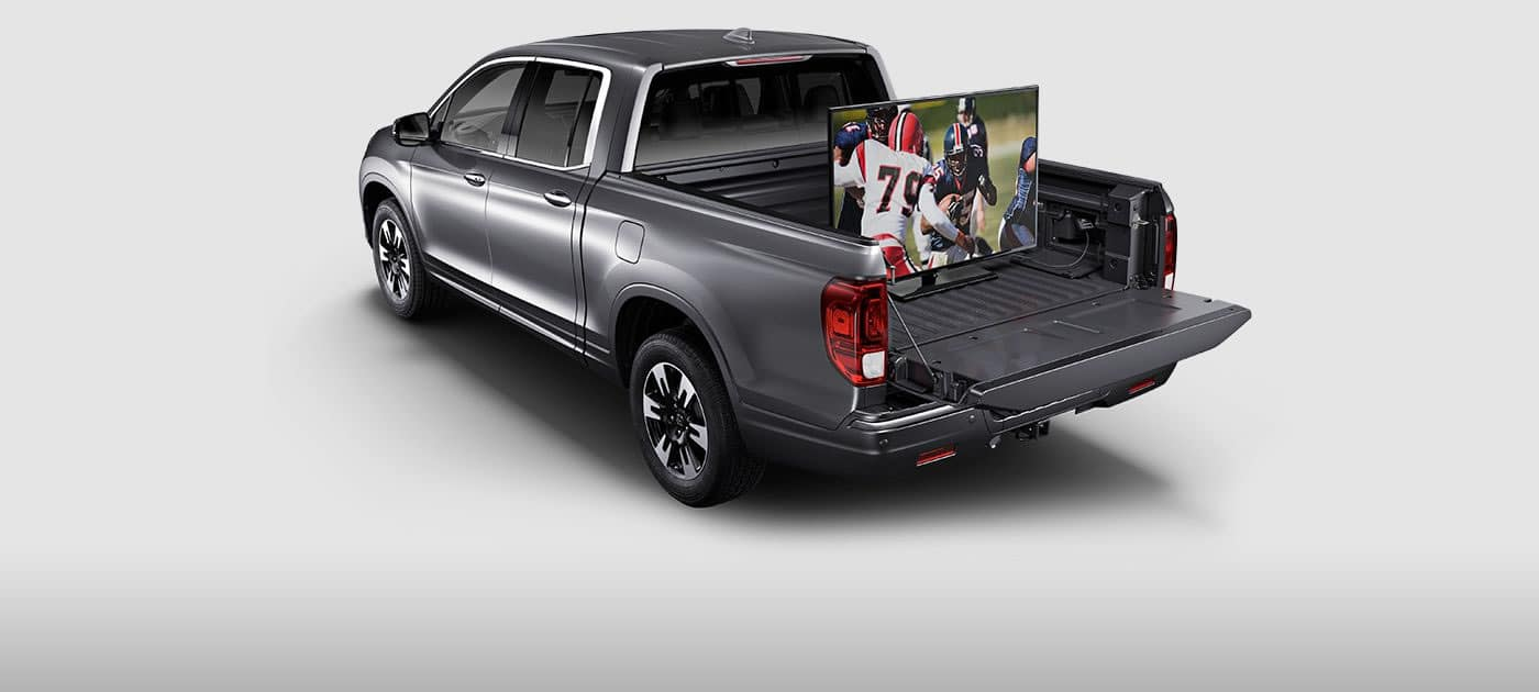 2019 Honda Ridgeline Truck Bed Outlet