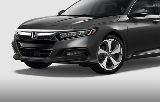 2018 Honda Accord aerodynamics