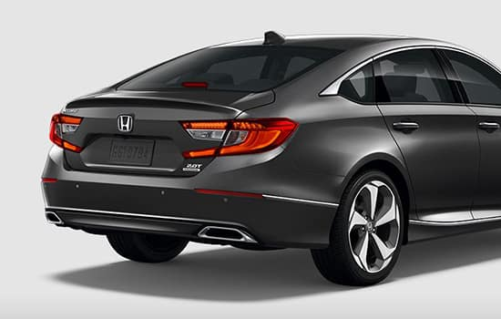 2018 Honda Accord Rear 3/4 View