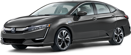 2020 Honda Clarity Plug-In Hybrid in Modern Steel Metallic