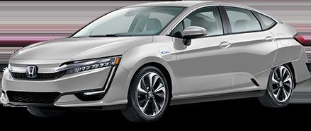 2019 Honda Clarity Plug-In Hybrid in Solar Silver Metallic