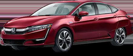 2019 Honda Clarity Plug-In Hybrid in Crimson Pearl