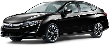 2019 Honda Clarity Plug-In Hybrid in Crystal Black Pearl