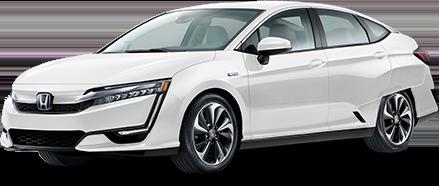2019 Honda Clarity Plug-In Hybrid in Platinum White Pearl