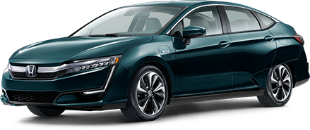 2020 Honda Clarity Plug-In Hybrid in Moonlit Forest Pearl