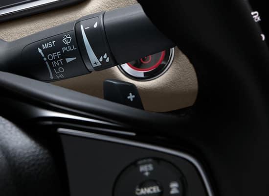 2019 Honda Clarity Plug-In Hybrid Deceleration Selectors