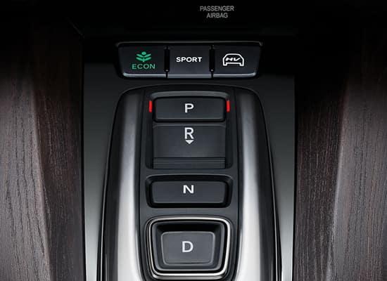 2019 Honda Clarity Plug-In Hybrid Electronic Gear Selector