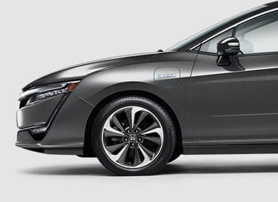 2018 Honda Clarity Plug-In Hybrid Wheels