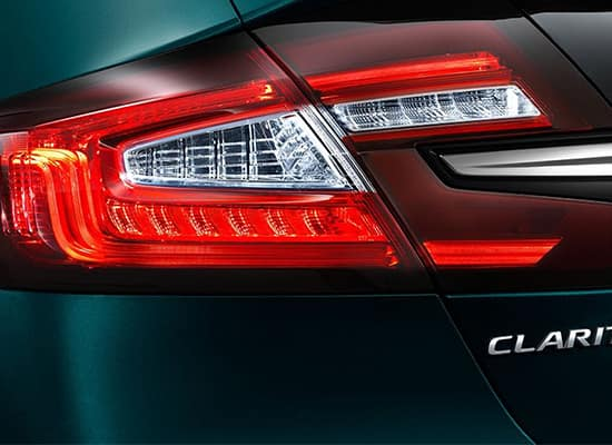 2019 Honda Clarity Plug-In Hybrid Rear LED Brakelights