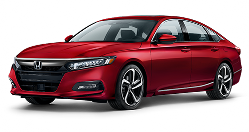 2018 Accord San Marino Red