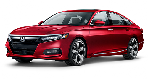 2018 Accord Radiant Red Metallic