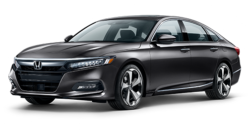 2018 Accord Modern Steel Metallic