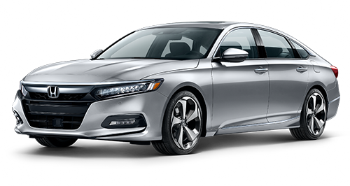 2018 Honda Accord Lunar Silver Metallic