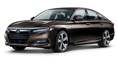 2018 Accord Kona Coffee Metallic