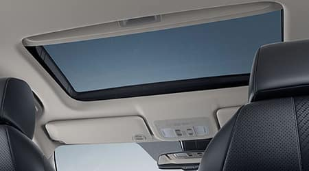 2018 Honda Civic Power Moonroof