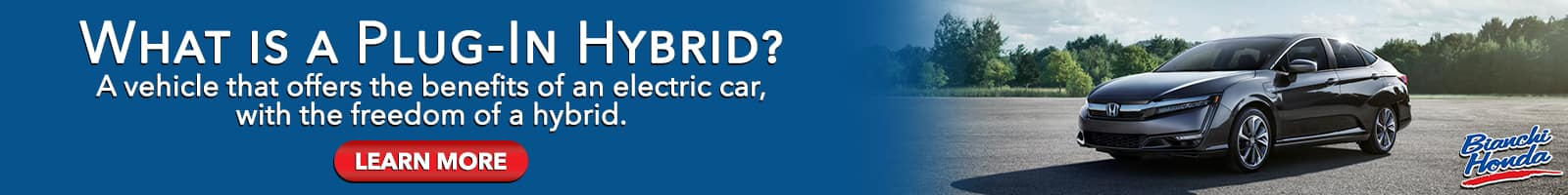 what is a plug-in hybrid?