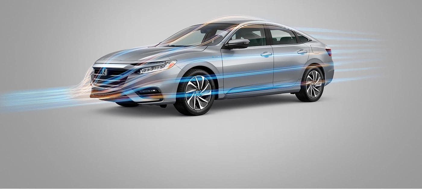 Honda Insight aerodynamic efficiency