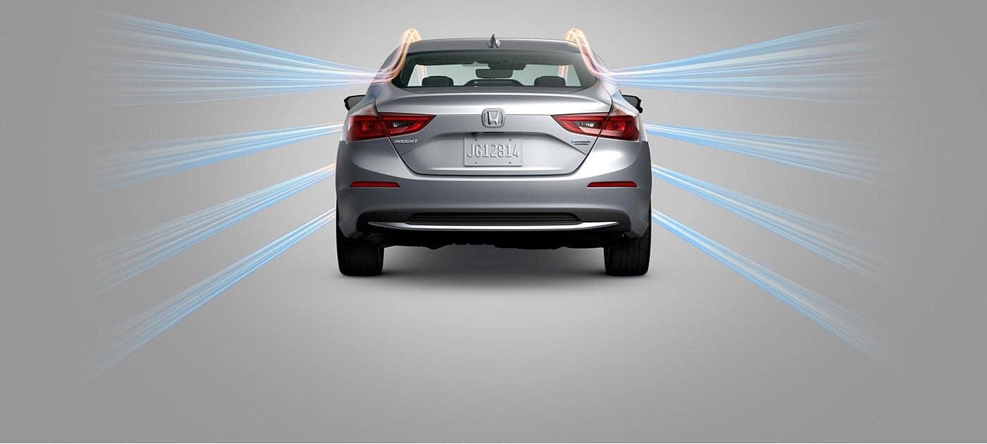 Honda Insight aerodynamic performance