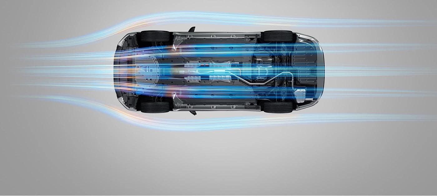 Honda insight airflow