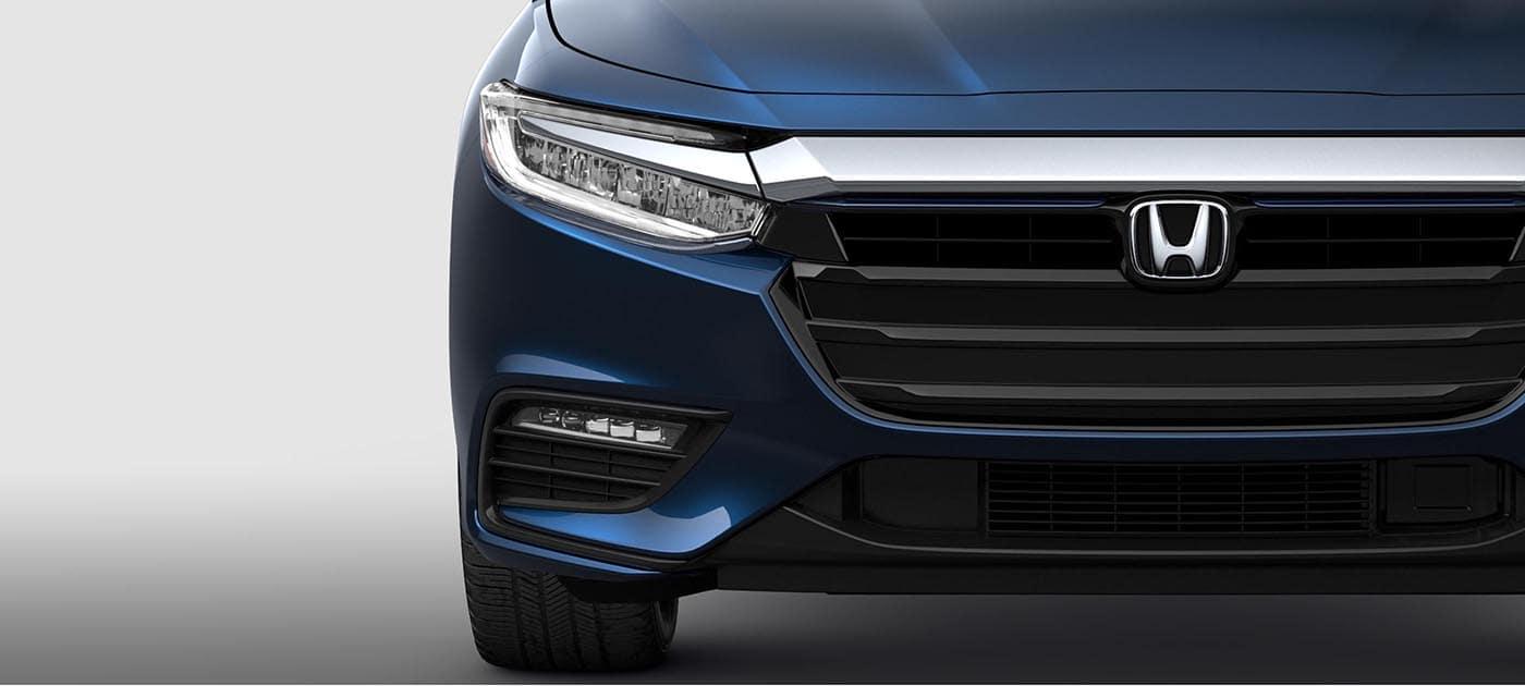Honda Insight LED headlights