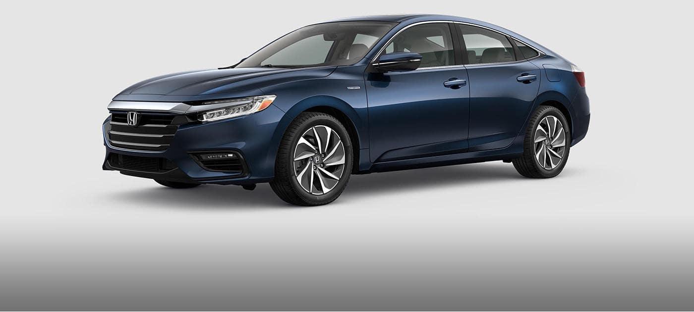 Honda Insight exterior design