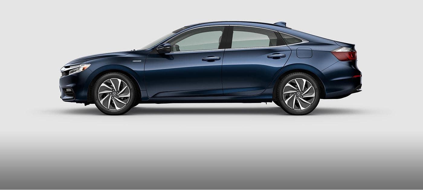 Honda insight exterior profile styling